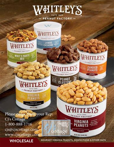 Whitley's Peanut Factory