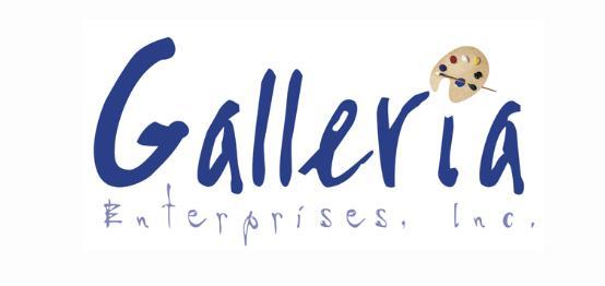 GALLERIA ENTERPRISES INC