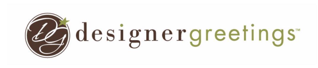 DESIGNER GREETINGS